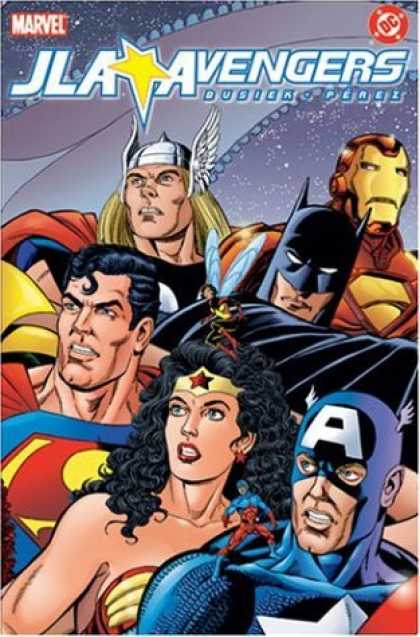 Bestselling Comics (2006) - JLA/Avengers: The Collector's Edition by Kurt Busiek