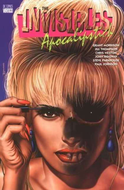 Bestselling Comics (2006) - Apocalipstick (The Invisibles, Book 2) by Grant Morrison