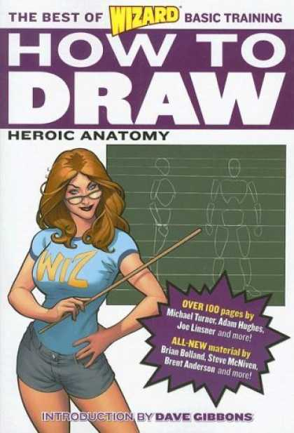 Bestselling Comics (2006) - Wizard How to Draw: Heroic Anatomy by