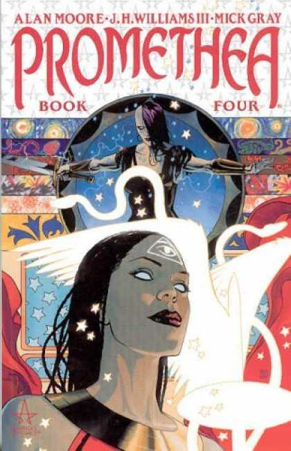 Bestselling Comics (2006) - Promethea (Book 4) by Alan Moore - Alan Moore - Promethea - Mick Gray - Book Four - Woman