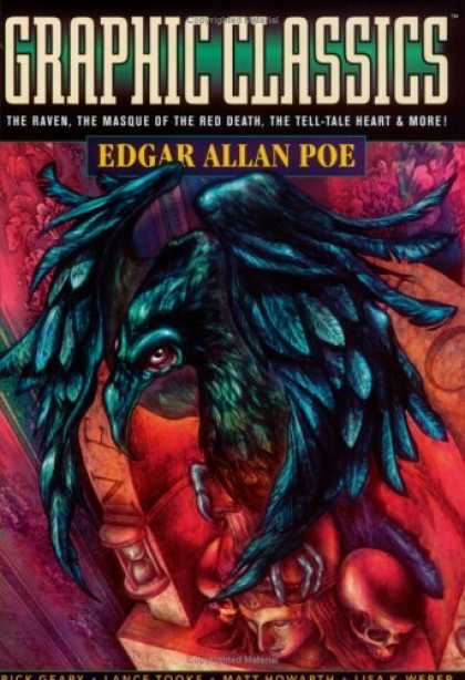 Bestselling Comics (2006) - Graphic Classics Volume 1: Edgar Allan Poe - 3rd Edition (Graphic Classics (Grap - Poe - Raven - Skull - Statue - Poem