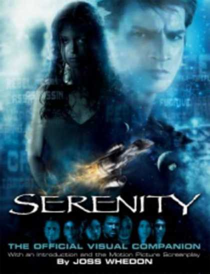 Bestselling Comics (2006) - Serenity Official Visual Companion by