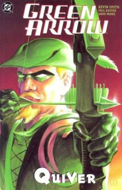 Bestselling Comics (2006) - Green Arrow: Quiver (Book 1) by Kevin Smith