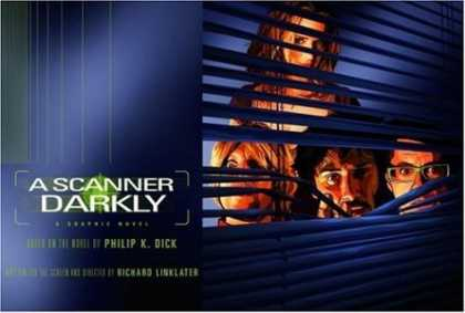 Bestselling Comics (2006) - A Scanner Darkly by Philip K. Dick