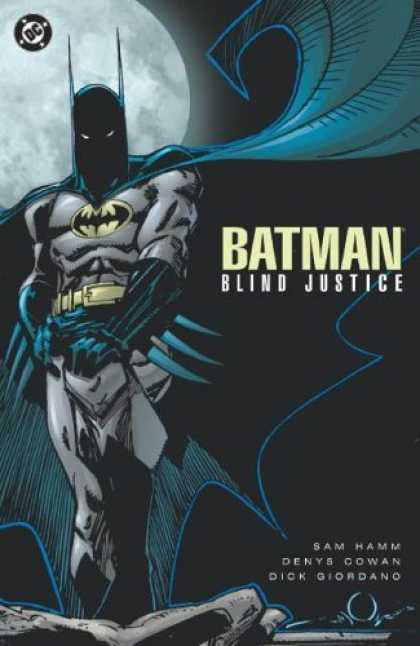 Bestselling Comics (2006) - Batman: Blind Justice by Sam Hamm