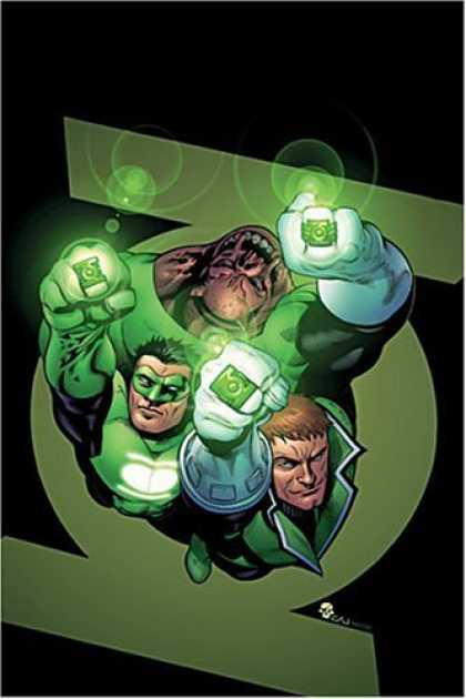 Bestselling Comics (2007) - Green Lantern Corps: Recharge by Geoff Johns