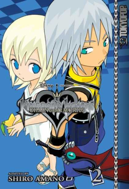 Bestselling Comics (2007) - Kingdom Hearts: Chain of Memories 2 by Shiro Amano - Tokyogroup - Boy - Girl - Chain Of Memories - Shiro Amano