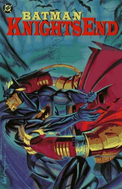 Bestselling Comics (2007) - Batman: Knightfall, Part Three: Knightsend by DC Comics