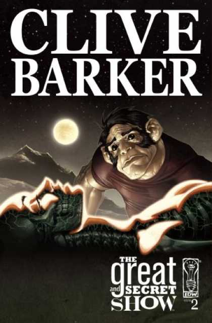 Bestselling Comics (2007) - Clive Barker's The Great And Secret Show Volume 2 (Clive Barker's the Great and