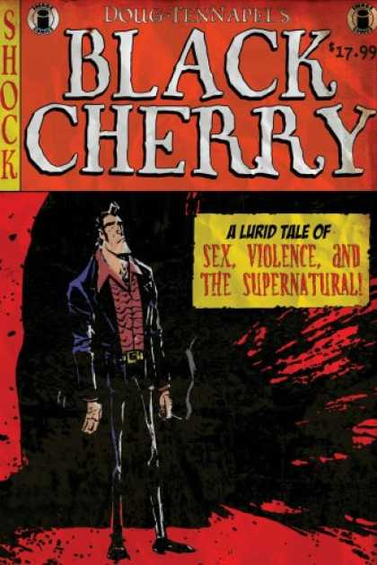 Bestselling Comics (2007) - Black Cherry by Doug Tennapel