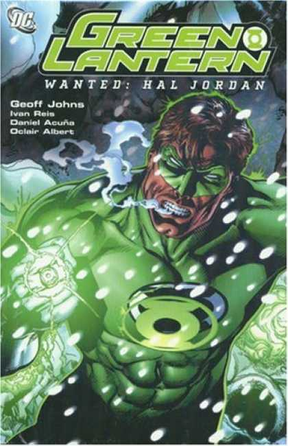 Bestselling Comics (2007) - Green Lantern Vol. 3: Wanted - Hal Jordan by Geoff Johns