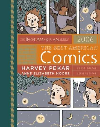 Bestselling Comics (2007) - The Best American Comics 2006 (Best American) - Firefly - Tree - Climbed - Harvey Pekar - Anne Elizabeth Moore