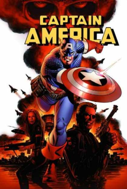 Bestselling Comics (2007) - Captain America Vol. 1: Winter Soldier, Book One by Ed Brubaker