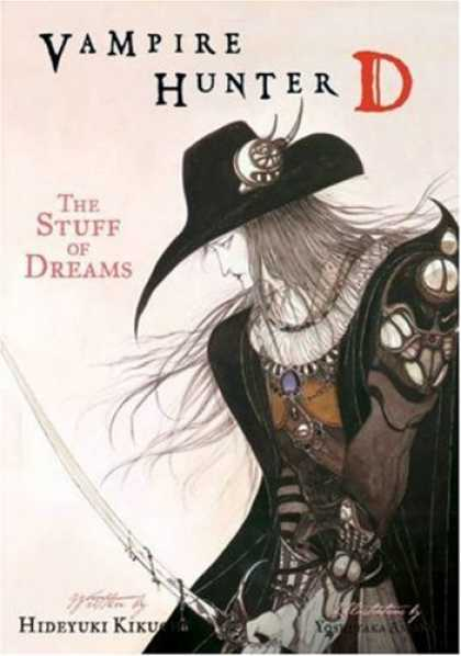 Bestselling Comics (2007) - Vampire Hunter D Volume 5: The Stuff Of Dreams (Vampire Hunter D) by Hideyuki Ki