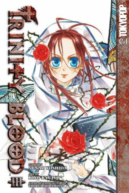 Bestselling Comics (2007) - Trinity Blood, Vol. 3 by Kiyo Kyujyo