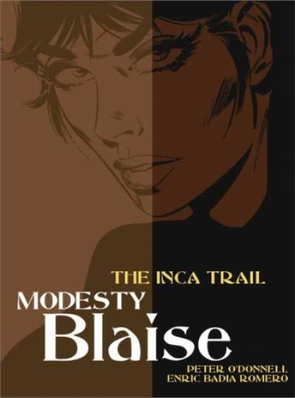 Bestselling Comics (2007) - Modesty Blaise: The Inca Trail (Modesty Blaise (Graphic Novels)) by Peter O'Donn - Lady - Peter Odonnell - Modesty - Inca Trail - Blaise