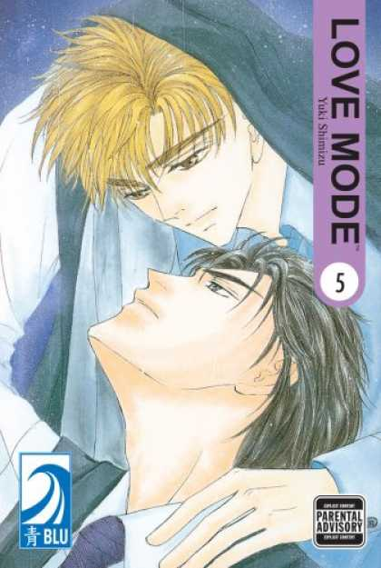 Bestselling Comics (2007) - LOVE MODE Volume 5: (Yaoi) (Love Mode) by Yuki Shimizu