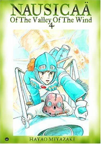 Bestselling Comics (2007) - Nausicaa of the Valley of the Wind, Vol. 4