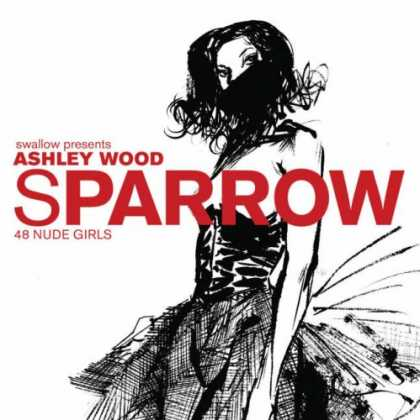 Bestselling Comics (2007) 1232 - Ashley Wood - Sparrow - 48 Nude Girls - Woman - Swallow Presents