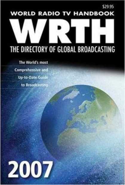 Bestselling Comics (2007) - World Radio TV Handbook 2007: The Directory of Global Broadcasting (WRTH) by Nic