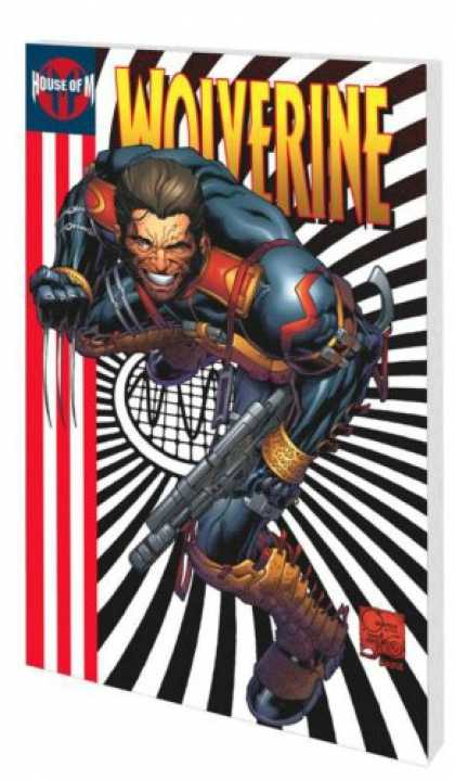 Bestselling Comics (2007) - House of M: World of M, Featuring Wolverine by Brian Michael Bendis