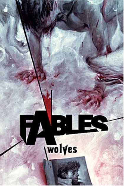 Bestselling Comics (2007) - Fables Vol. 8: Wolves by Bill Willingham