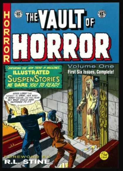 Bestselling Comics (2007) - The EC Archives: Vault Of Horror Volume 1 (The Ec Archives) by Al Feldstein