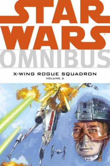 Bestselling Comics (2007) - Star Wars Omnibus: X-Wing Rogue Squadron, Vol. 2 by Michael A. Stackpole