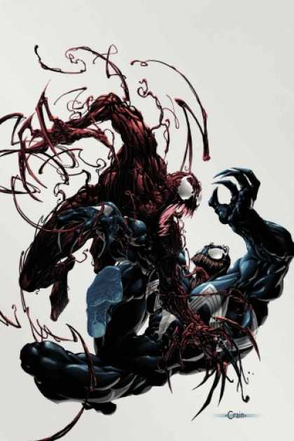 Bestselling Comics (2007) - Spider-Man: Venom vs. Carnage by Peter Milligan