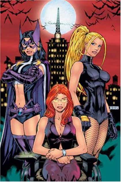 Bestselling Comics (2007) - Birds of Prey, Vol. 1: Of Like Minds by Gail Simone