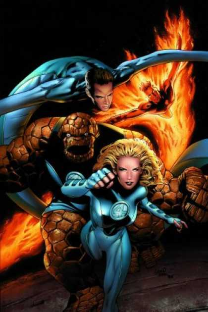 Bestselling Comics (2007) - Ultimate Fantastic Four Vol. 5: Crossover by Mark Millar