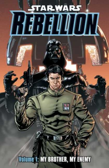 Bestselling Comics (2007) - My Brother, My Enemy (Star Wars: Rebellion, Vol. 1) by Robert Williams