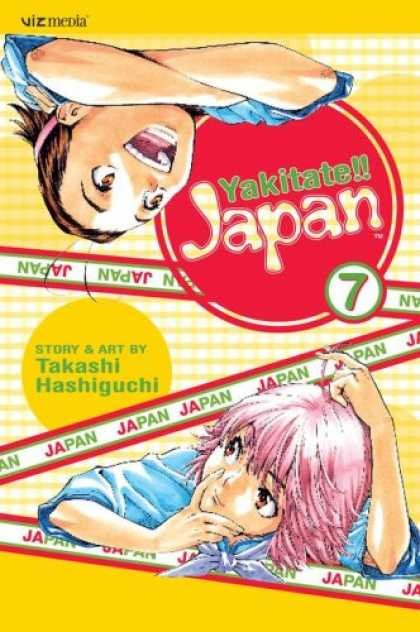 Bestselling Comics (2007) - Yakitate!! Japan, Volume 7