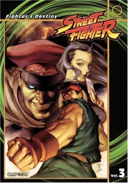 Bestselling Comics (2007) - Street Fighter Volume 3: Fighter's Destiny by Ken Siu-Chong - Fighters - Street Fighter - Capcom - Volume 3 - Destiny