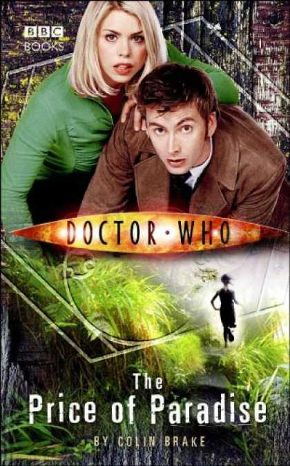 Bestselling Comics (2007) - The Price of Paradise (Doctor Who) by Colin Brake