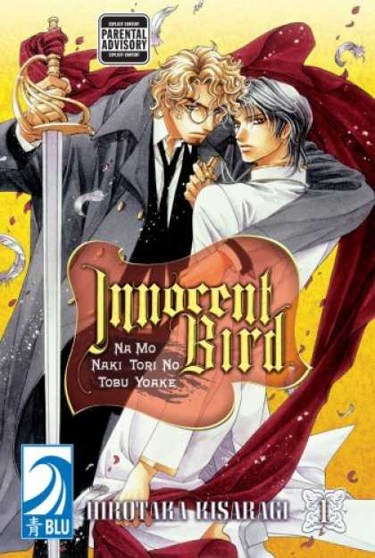Bestselling Comics (2007) - Innocent Bird Volume 1: (Yaoi) by Hirotaka Kisaragi - Innocent Bird - Love - Romance - Action - Story