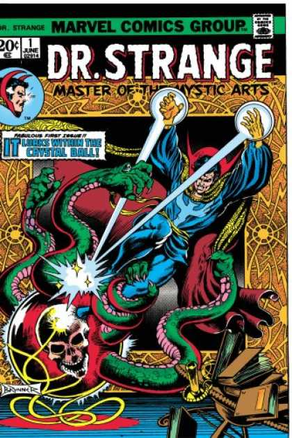 Bestselling Comics (2007) - Essential Doctor Strange, Vol. 2 (Marvel Essentials) by Roy Thomas