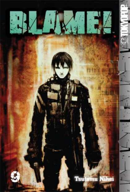 Bestselling Comics (2007) - BLAME! Volume 9 (Blame (Graphic Novels)) by Tsutomu Nihei