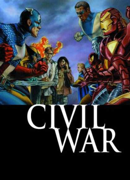 Bestselling Comics (2007) - Civil War: Front Line, Book 1 by Paul Jenkins