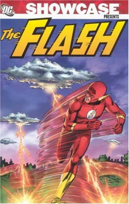 Bestselling Comics (2007) - Showcase Presents: The Flash, Vol. 1 by Robert Kanigher