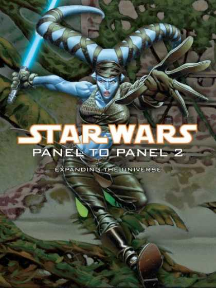 Bestselling Comics (2007) - Star Wars: Panel to Panel Volume 2-Expanding the Universe (Star Wars (Dark Horse - Laser Sword - Creature - Panel To Panel 2 - Universe - Horns