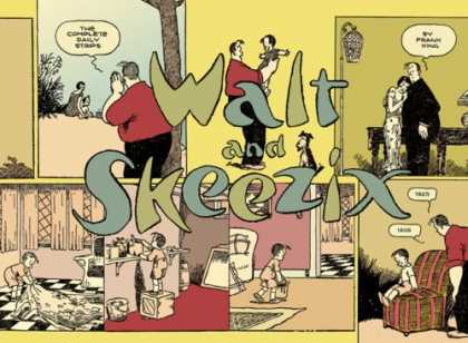 Bestselling Comics (2007) - Walt and Skeezix: Book Three by Frank King