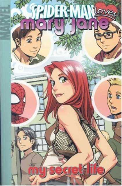 Bestselling Comics (2007) - Spider-Man Loves Mary Jane, Vol. 3: My Secret Life by Sean McKeever - Spider Man Loves Mary Jane - My Secret Life - Red Head - Glasses - Love