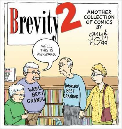 Bestselling Comics (2007) - Brevity 2: Another Collection of Comics by Guy and Rodd by Guy Endore-Kaiser