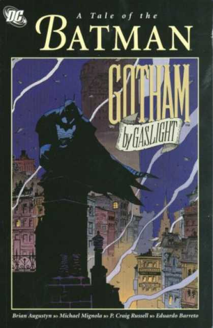 Bestselling Comics (2007) - Batman: Gotham by Gaslight (Elseworlds) by Brian Augustyn