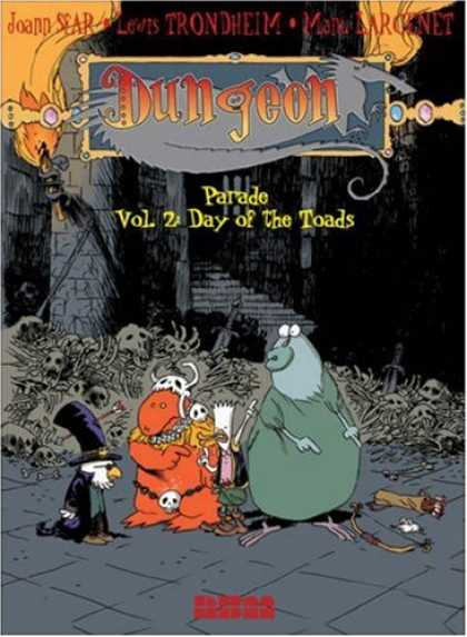 Bestselling Comics (2007) - Dungeon Parade 2: Day of the Toads (Dungeon: Parade) - Doann Sear - Parade - Vol 2 - Day Of The Toads - Castle