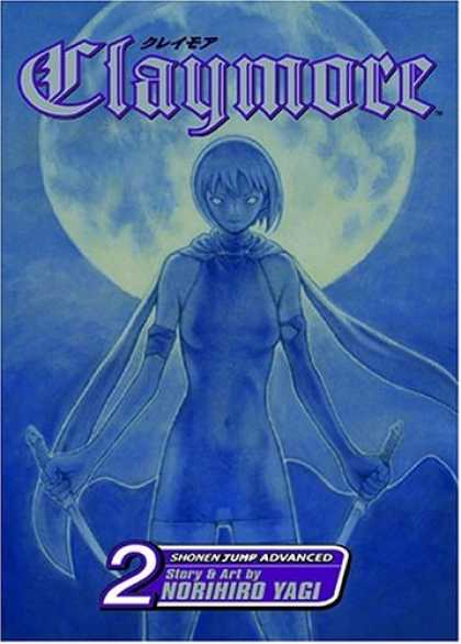 Bestselling Comics (2007) - Claymore, Volume 2 (Claymore) by Norihiro Yagi