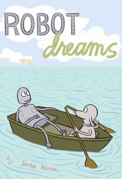 Bestselling Comics (2007) - Robot Dreams by Sara Varon