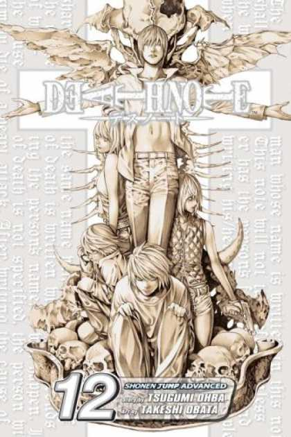 Bestselling Comics (2007) - Death Note, Volume 12 by Tsugumi Ohba - Shinigami - Deathnote - Tsugumi Ohba - Takeshi Obata - Shonen Jump Advanced