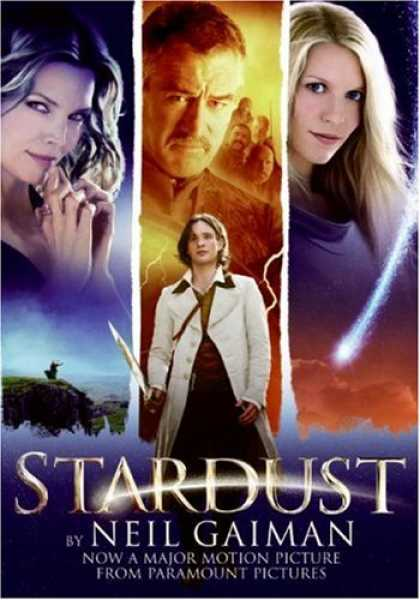 Bestselling Comics (2007) - Stardust Movie Tie-in Teen Edition by Neil Gaiman - Stardust - Neil Gaiman - Paramount Pictures - Women - Sword